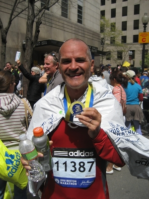 Boston Marathon Post Race.JPG