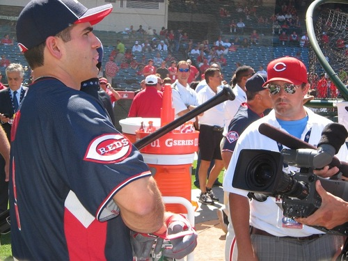 Votto BP Reds Cap.JPG