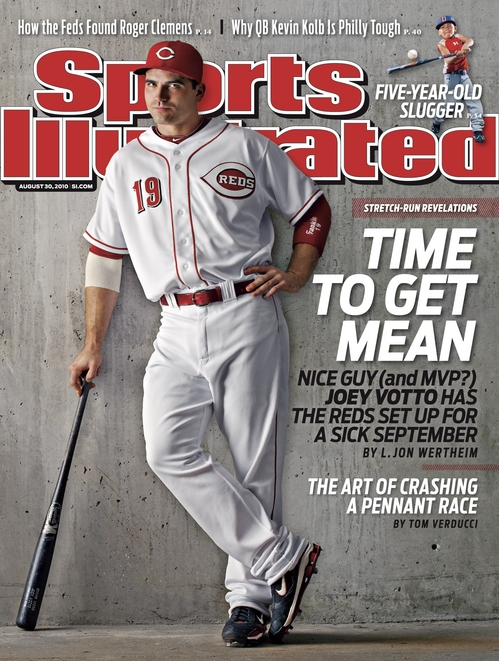 Votto Sports Illustrated Cover.JPG