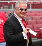 Reds VP Bob Miller