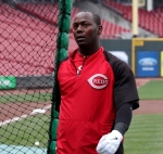 Edgar Renteria was a skeptic of the supernatural until this afternoon when he saw the ghost of Ed Roush drinking a beer in the stands