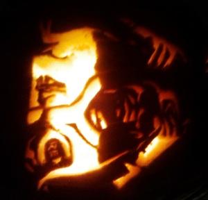 BP pumpkin