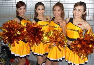 Continental Girls