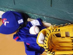 Hat Glove Ball