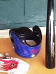 Helmet Bat