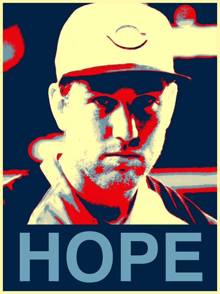 Great Red Hope for 2013 – <b>Todd Frazier</b> (42%) - hope