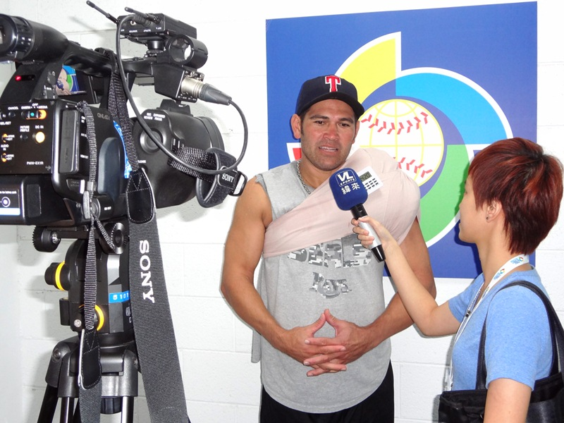 Johnny Damon Interview