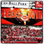 Reds Win!