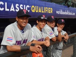 Thailand Quartet