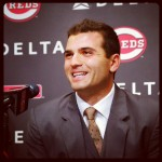 Votto press conference