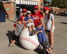 A family of Reds fans from Texas