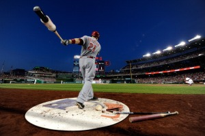 Cincinnati Reds v Washington Nationals