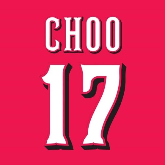 """Back: """"Choo 17"""""""