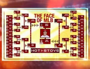 FACE OF MLB bracket