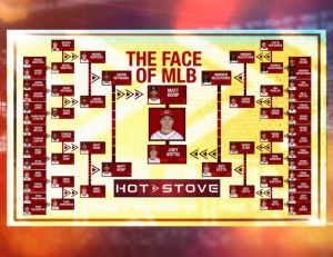 FACE OF MLB bracket