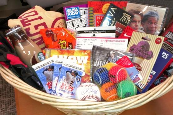 Heisey's basket