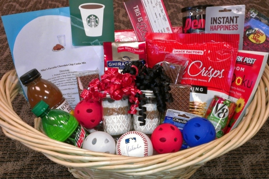 Leake's basket