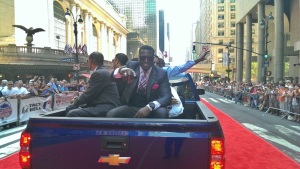 Brandon parade