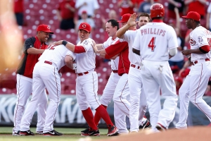 Philadelphia Phillies v Cincinnati Reds