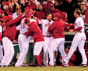 Walk Off April 3