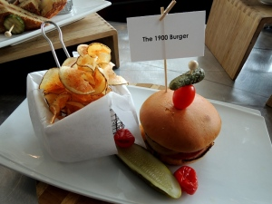 The 1900 Burger