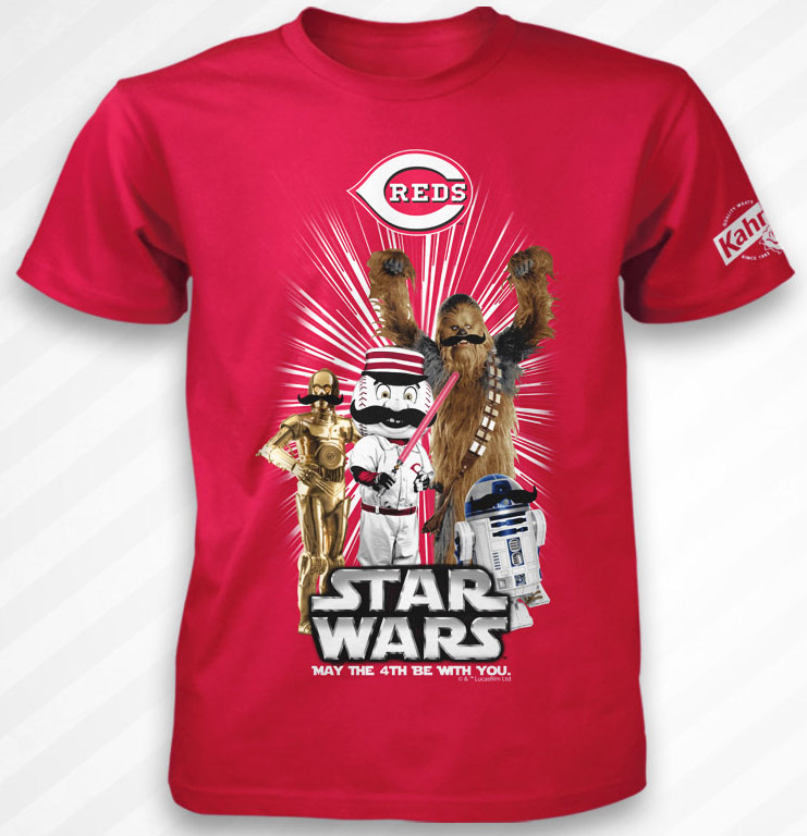 Chewbacca May The 4th Be With You: May The Fourth Be With You, Baseball Fans!