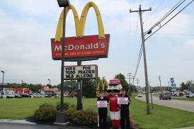 VoteReds McDonalds 1