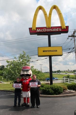VoteReds McDonalds 4