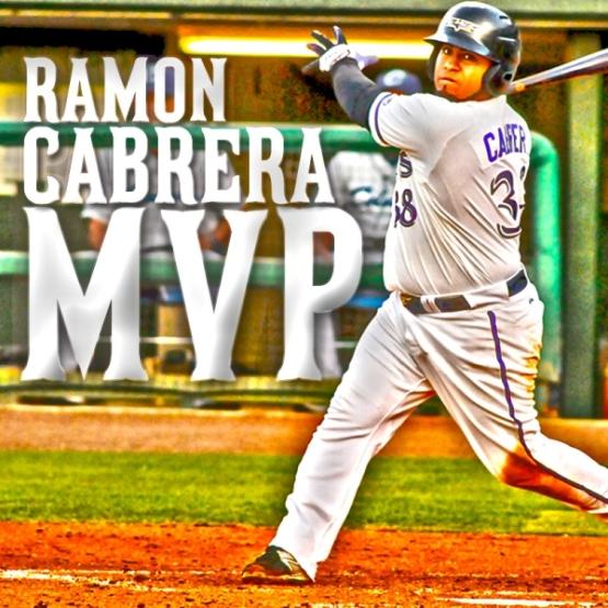 Ramon Cabrera - 2015 Bats MVP