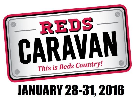 2016 Reds Caravan Logo