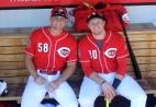 Kyle Waldrop and Chad Wallach
