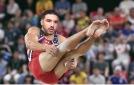 Eugenio Suarez, Gymnastics