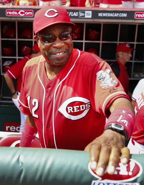 Dusty Baker (Photo by Michael Hickey/Getty Images)