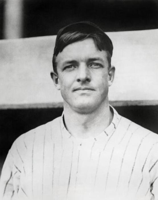 Christy Mathewson (Photo by National Baseball Hall of Fame Library/MLB Photos via Getty Images)
