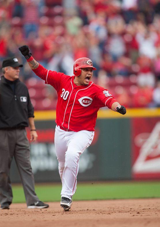 Dioner Navarro (Photo by John Grieshop/MLB Photos via Getty Images)